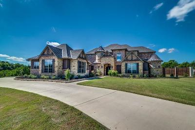 Midlothian Single Family Home For Sale: 3640 Waters Edge Drive