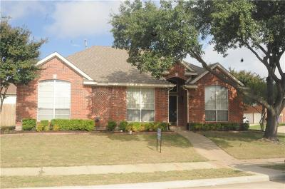 Rowlett Single Family Home For Sale: 7517 Euclid Drive