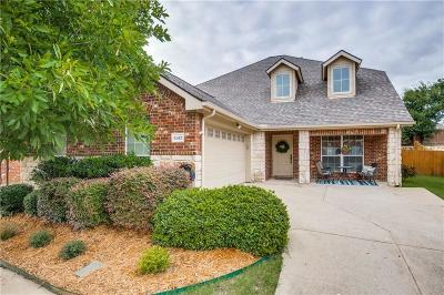 McKinney Single Family Home Active Contingent: 8412 Loma Alta Trail