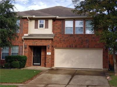 Euless Residential Lease For Lease: 708 Angela Lane