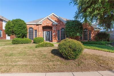 Allen Single Family Home For Sale: 803 Melinda Drive