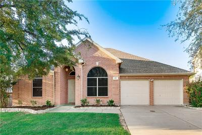 Prosper Single Family Home Active Option Contract: 301 Stephanie Lane