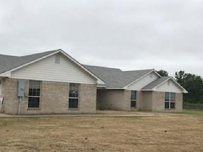 Hubbard Single Family Home For Sale: 22446 Fm 744