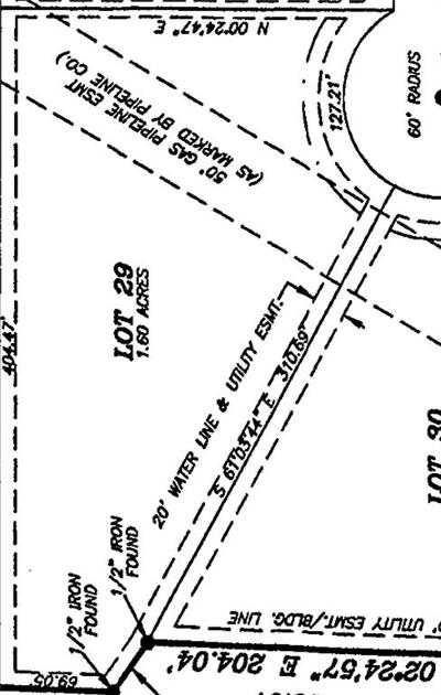 Springtown Residential Lots & Land For Sale: 1040 Jesse James Lane