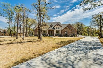 Burleson Single Family Home For Sale: 4108 Crosswind Street