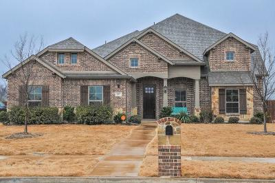 Red Oak Single Family Home Active Contingent: 237 Sandy Way