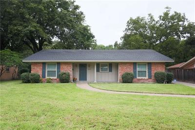 Corsicana Single Family Home For Sale: 1102 Dobbins Road