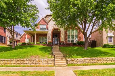Garland Single Family Home For Sale: 1413 Shadow Brook Trail
