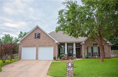 Tyler Single Family Home For Sale: 5402 Andover Drive