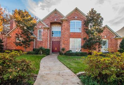 Collin County Single Family Home For Sale: 4424 Highlander Drive