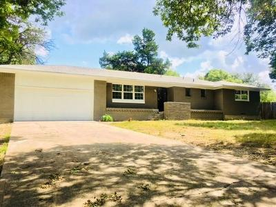 Single Family Home For Sale: 1514 Brookhaven Drive