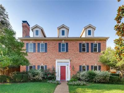 Single Family Home For Sale: 3304 Snidow Court