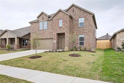 Forney Single Family Home For Sale: 9240 Hawthorn Drive