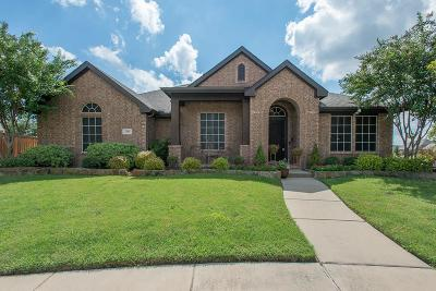 Sachse Single Family Home For Sale: 4206 Meadowview Lane