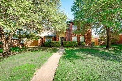 Cedar Hill Single Family Home For Sale: 1418 Baker Drive