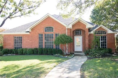 Lewisville Single Family Home For Sale: 2057 Whispering Cove