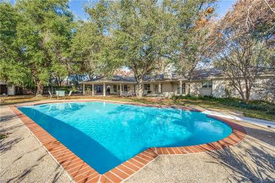 Benbrook Single Family Home For Sale: 4332 Winding Way