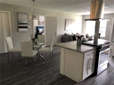Irving Single Family Home Active Option Contract: 2705 Dewitt Street #2705