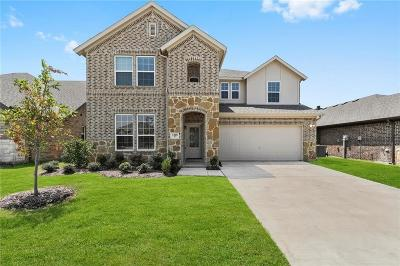 Forney Single Family Home For Sale: 1205 Mount Olive Lane