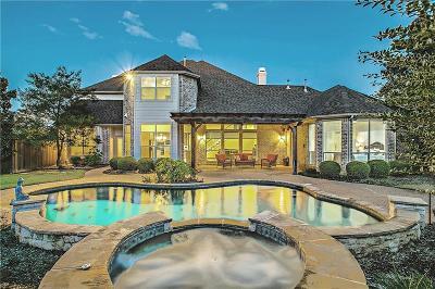 Southlake Single Family Home For Sale: 1401 Montgomery Lane