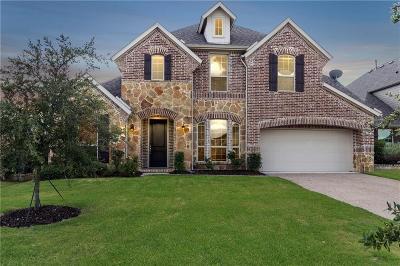 Melissa Single Family Home For Sale: 2318 Jackson Drive