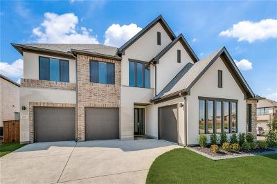 Frisco Single Family Home For Sale: 609 Lismore Drive