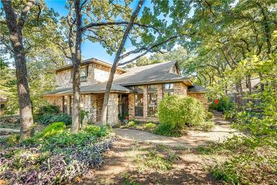 Grapevine Single Family Home For Sale: 3077 High Mesa Court