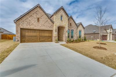 Waxahachie Single Family Home For Sale: 1115 Autumn Trail
