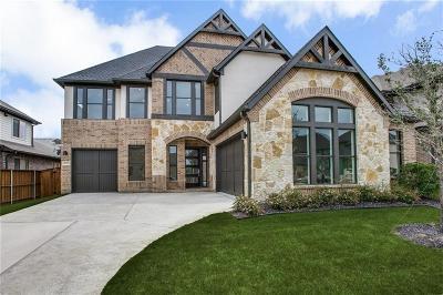 Frisco Single Family Home For Sale: 5087 Flemington Drive