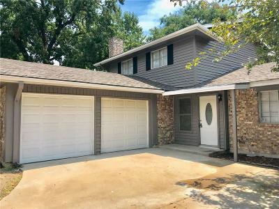 Arlington Single Family Home For Sale: 2706 Hollywood Drive