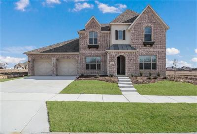 Little Elm Single Family Home For Sale: 7016 Union Park Blvd East Boulevard