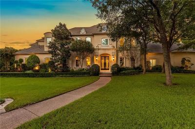 Flower Mound Single Family Home For Sale: 1200 Noble Way
