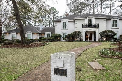 Longview Single Family Home For Sale: 1504 Waterlily Lane