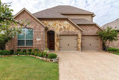 Prosper Single Family Home For Sale: 1633 Tahoe Trail