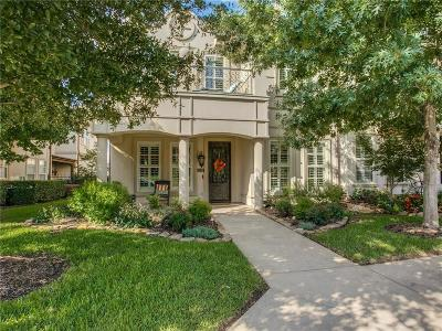 Colleyville Townhouse Active Contingent: 1829 Fountain Pass Drive