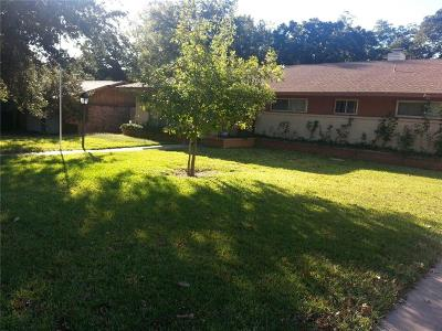 Fort Worth Single Family Home For Sale: 7232 Monterrey Drive