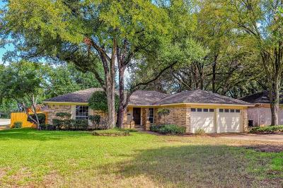 Bedford Single Family Home Active Option Contract: 1701 Bedford Oaks Court
