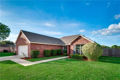 Rockwall, Fate, Heath, Mclendon Chisholm Single Family Home Active Option Contract: 106 Gregory Drive