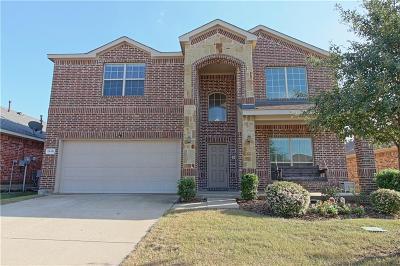 Melissa Single Family Home For Sale: 1115 Austin Drive