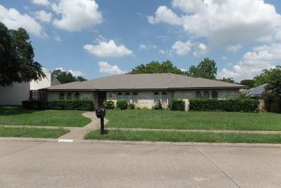 Plano Single Family Home Active Contingent: 3613 S Echo Trail