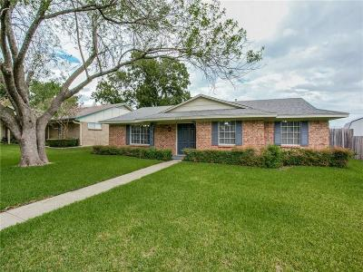 Mesquite Single Family Home For Sale: 2304 Fulton Drive