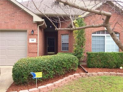 Coppell Residential Lease For Lease: 109 Turnberry Lane