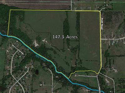 Red Oak Residential Lots & Land For Sale: 00 Pratt Road