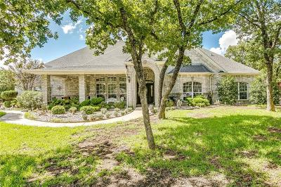 Cleburne Single Family Home For Sale: 2809 Windsor Oaks Lane