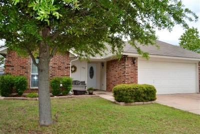 Rhome TX Single Family Home For Sale: $184,900