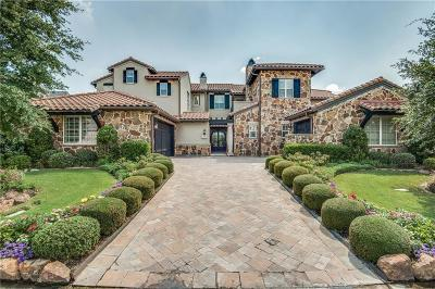 Irving Single Family Home For Sale: 647 Lake Point Drive