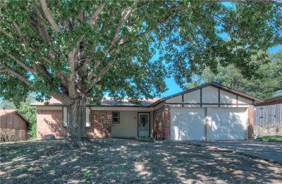 Haltom City Single Family Home For Sale: 5421 Denise Drive