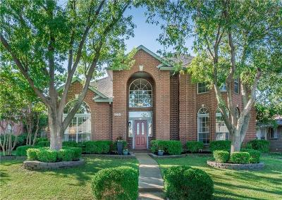 Carrollton Single Family Home Active Option Contract: 1502 Mission Ridge Trail