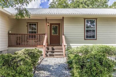 Glen Rose Single Family Home For Sale: 1303 Van Zandt Road