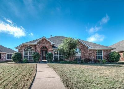 Plano TX Single Family Home Active Option Contract: $319,000